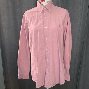Ralph Lauren Long Sleeve Button Up